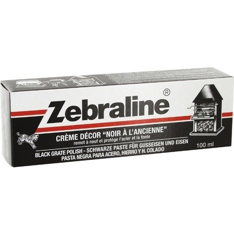 Zebraline - Noir - Tube 100 ml