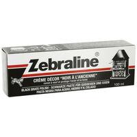 Zebraline ZEBRA - Pâte noire - 100ml