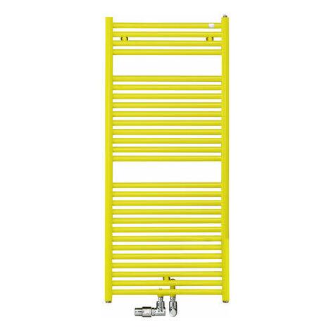 Zehnder Design Radiatore Toga TO-180-060 -060 1760x35x600 016, radiatori da bagno: Bianco RAL 9016 - ZT100760B100000