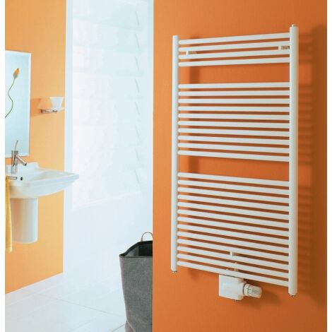 Zehnder Design Radiatore Troja TG-180-100-05 1760x35x35x1000 016, radiatori da bagno: Bianco RAL 9016 - ZT3008A0B100000