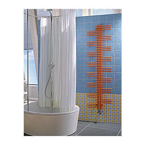 Zehnder Design Radiatore Yucca YS-130-080 1340x47x800, radiatori da bagno: cromo - ZY100480CR00000