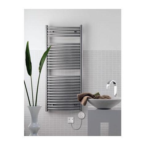 Zehnder Janda electric design radiator JAE-070-050 / GD, bathroom radiators: chrome - ZJ1Z0250CR00000