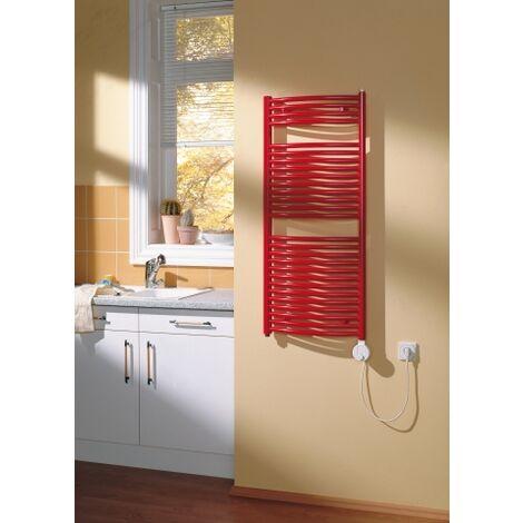 Zehnder Janda electric design radiator JAE-180-050 / GD, bathroom radiators: chrome - ZJ1Z0850CR00000