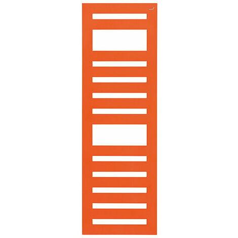 Zehnder Metropolitan Design radiateurs électriques METE-120-050 / GD, Radiateurs de salle de bain: Blanc RAL 9016 - ZM2Z1250B100020