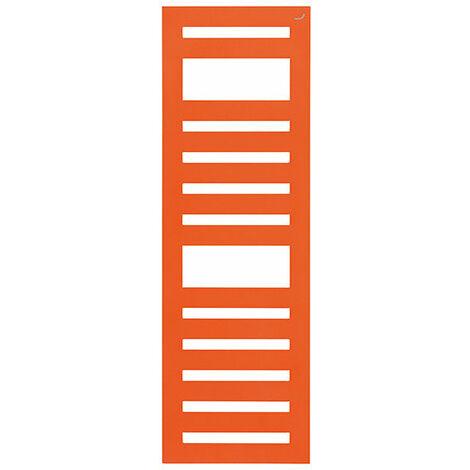 Zehnder Metropolitan Design radiateurs électriques METE-180-040 / GD, Radiateurs de salle de bain: Blanc RAL 9016 - ZM2Z1640B100020