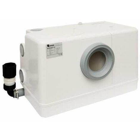 Zehnder Microboy E2 Einzel WC Fäkalien Hebeanlage Kleinhebeanlage 11017E2 10525