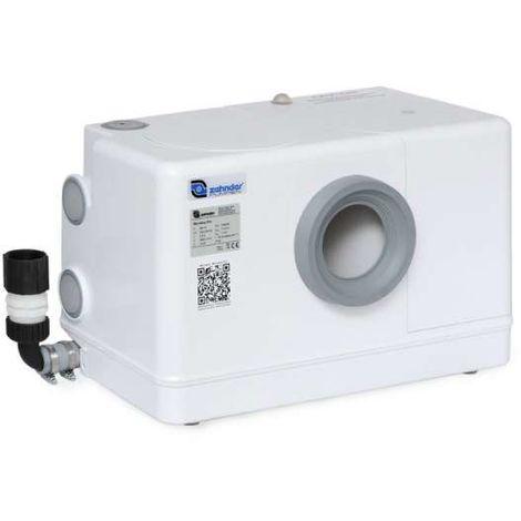Zehnder Microboy Pro Einzel WC Fäkalien Hebeanlage Kleinhebeanlage 18190