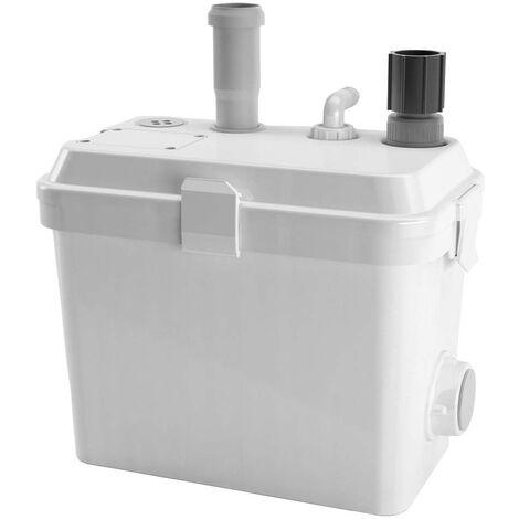 Zehnder-Pumpen Schmutzwasser-Hebeanlage SWH 100, Überflur