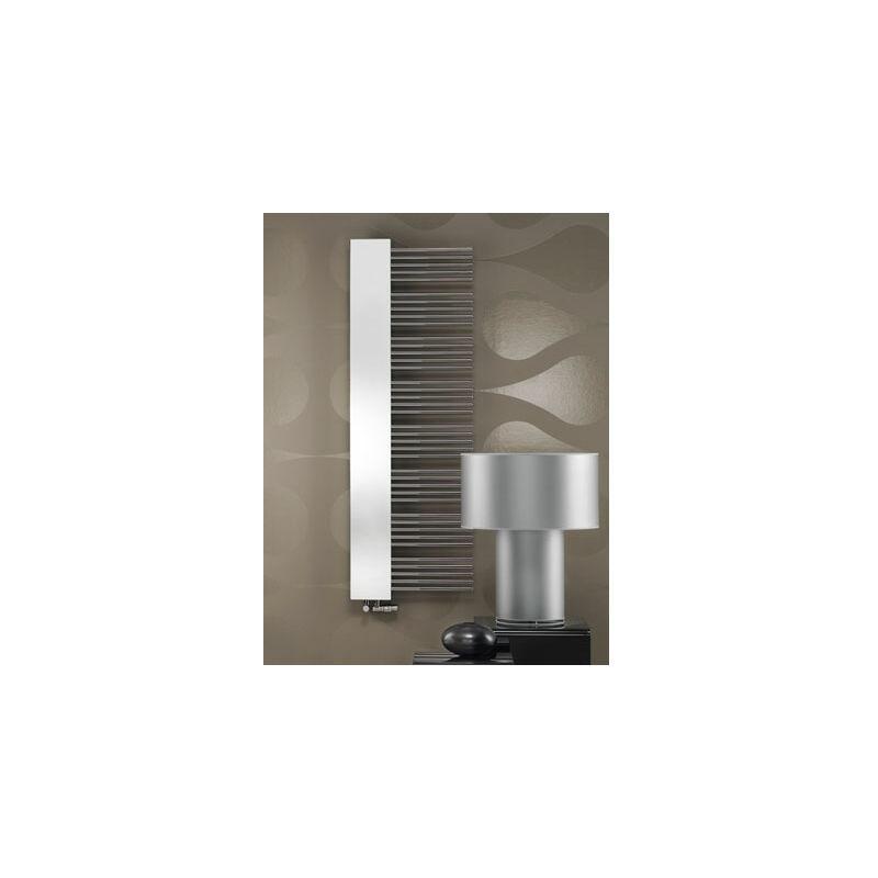 Zehnder Yucca Specchio specchio radiatore bagno YMEL 180 60/ UD elettrico, radiatori da bagno: Bianco RAL