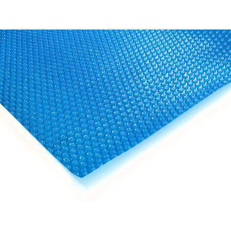 Zelsius - Blaue Solarfolie für Swimming Pool 8x5 m, 400µ