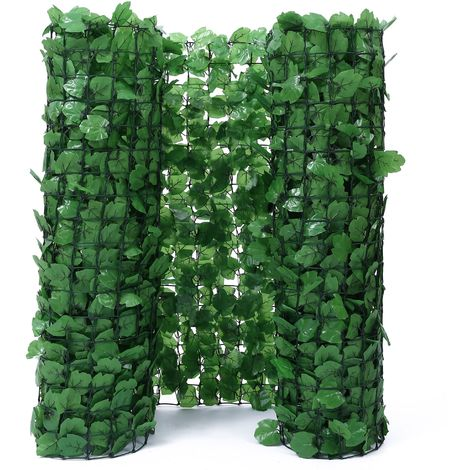 """ZELSIUS """"ivy"""" balcony privacy screen, dimensions: 300 x 100 cm"""