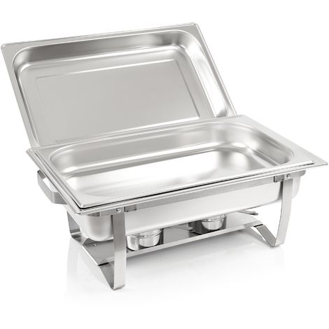 """ZELSIUS """"Lille"""" chafing dish with 1x 1/1 GN warming container"""