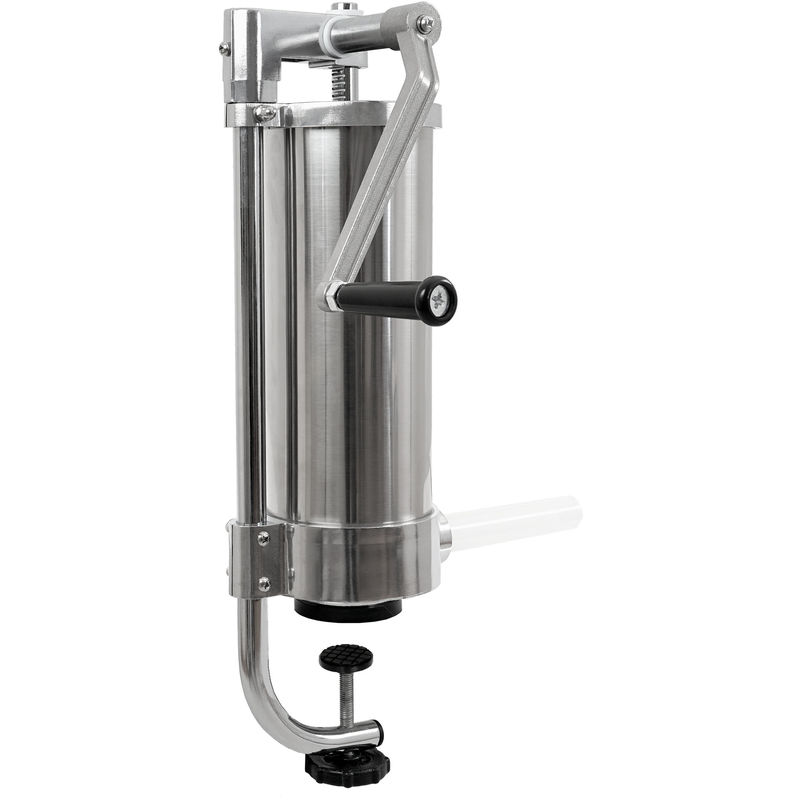 Zelsius Sausage Filling Machine 3 L Stainless Steel