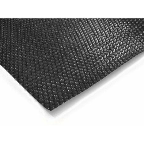 Zelsius - schwarze Solarfolie für Swimming Pool 8x5 Meter, 400µ