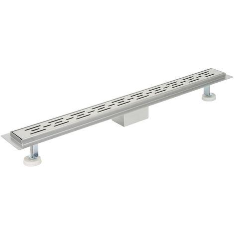 """ZELSIUS stainless steel shower drain """"Bendigo"""", 100 cm"""