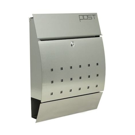 """Zelsius - stainless steel wall box """"Berber"""""""