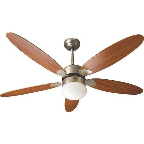 Collegare il ventilatore da luce a soffitto