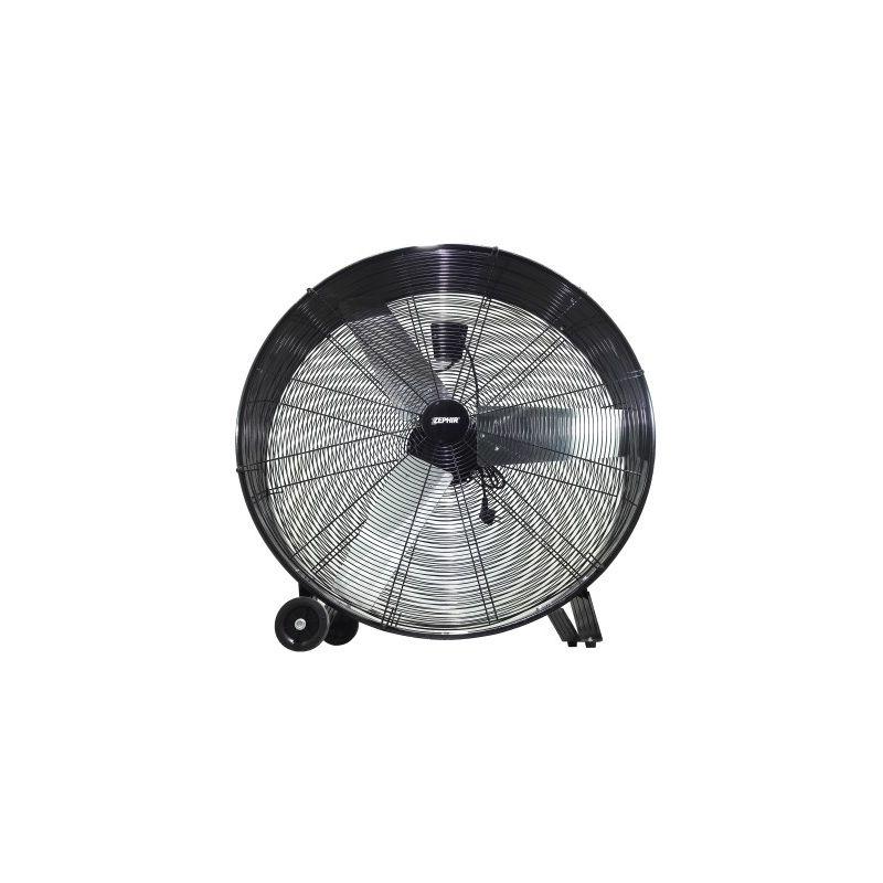 Ventilatore Industriale Ad Alta Velocità Da Terra Pala Da 60Cm 3 Velocita Zephir