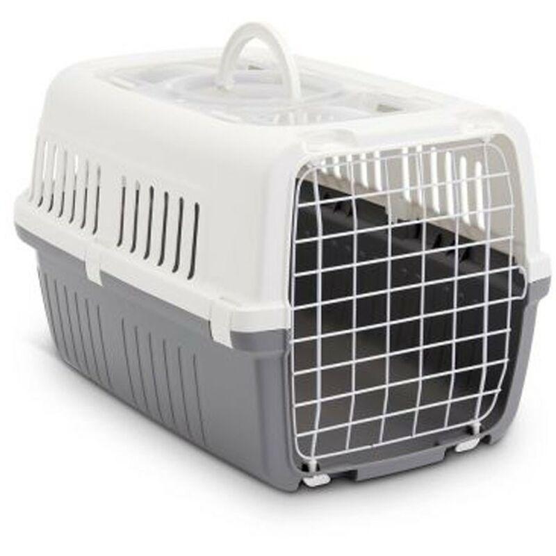 Zephos porteur animal jusqu'a 5 kg | porte en metal TRANSPORTIN | chiens et chats TRANSPORTIN