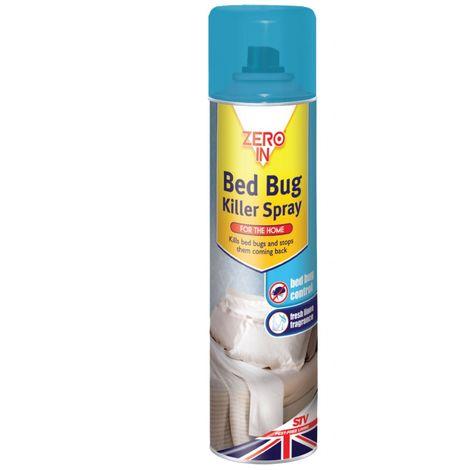 Zero In Bed Bug Killer - 300ml Aerosol