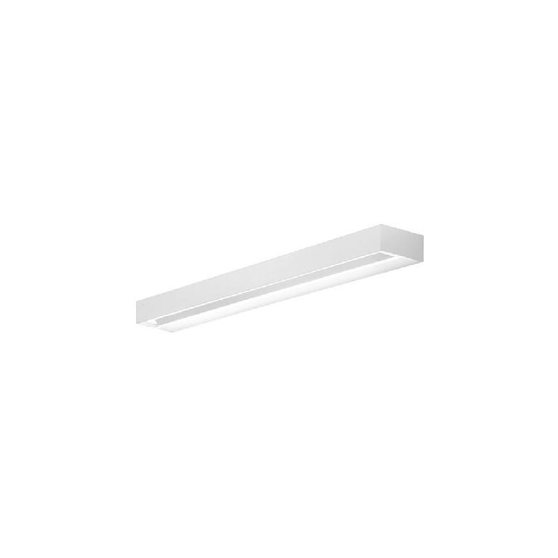 Zero PANTONE Wandleuchte - PANTONE Wandleuchte - Rechteckig - Weiss aus Messing, 52 x 7,5 x 3 cm, 1 x LED, 11W, 613lm, 3000K, 220-240V