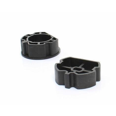 ZF ø80mm Tube Adapters for AvosDim ø45mm motor