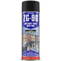 ZG-90 Anti-Rust Aerosol Paints With Zinc - 500ml