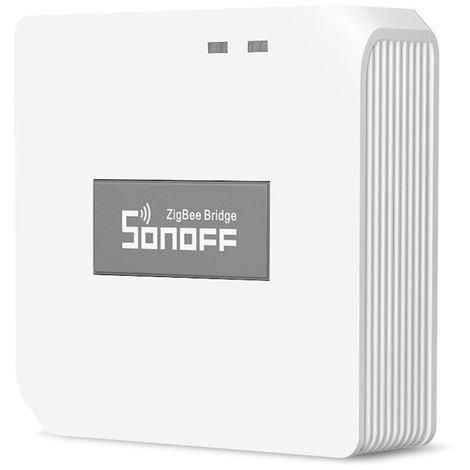 ZigBee, puentes Wifi inteligente remoto de temperatura de puertas y ventanas de deteccion para personas y el interruptor de humedad Zigbee puentes inalambricos, Zigbee Brigde