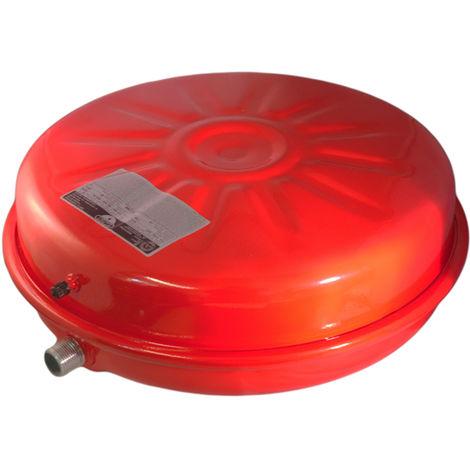 Zilmet - 10 Litre Flat Expansion Vessel 531/L 13B6001000