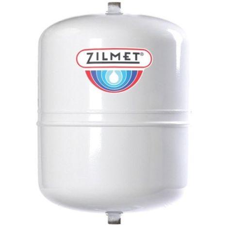 Zilmet Solar Plus Expansion Vessel For Solar Systems 25 Litres White