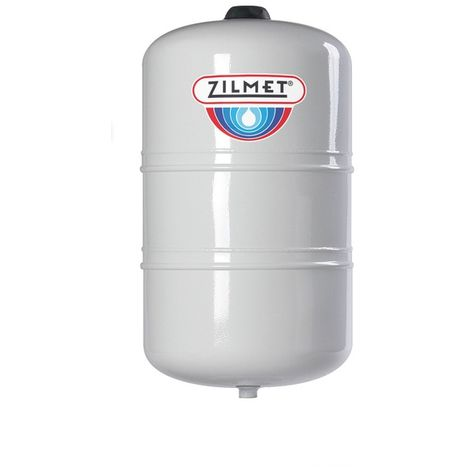 Zilmet Solar Plus Safe Expansion Vessel For Solar Systems 25 Litres With Feet