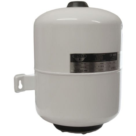 Zilmet - Ultra Pro 19 Litre Potable Expansion Vessel C/W Bracket 1100001951