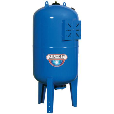 Zilmet Ultra Pro Potable Water Expansion Vessel Vertical 1000 Litres Red