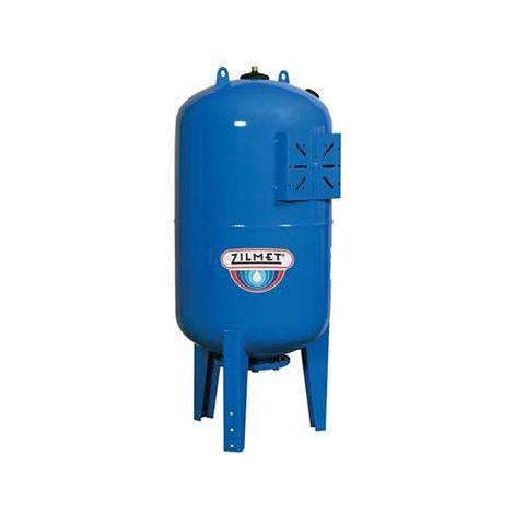 Zilmet Ultra Pro Potable Water Expansion Vessel Vertical 750 Litres Red