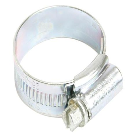Zinc Protected Hose Clips