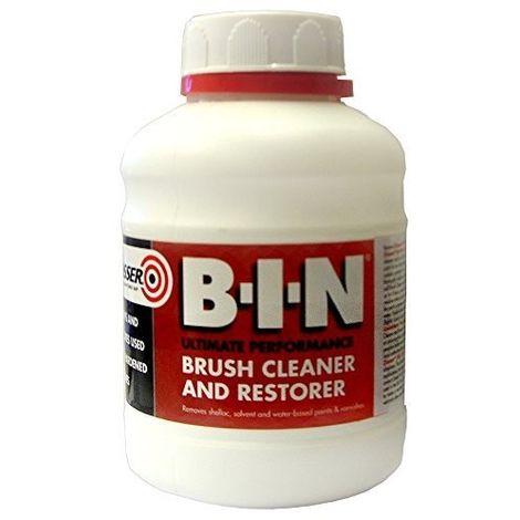 Zinsser B.I.N. - Brush Cleaner and Restorer - Removes Shellac