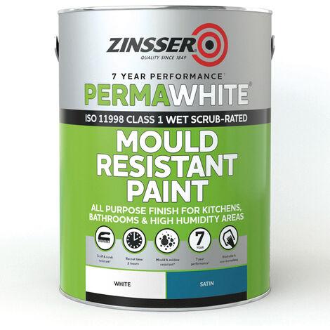 Zinsser Perma-White Interior Satin (select size & finish)