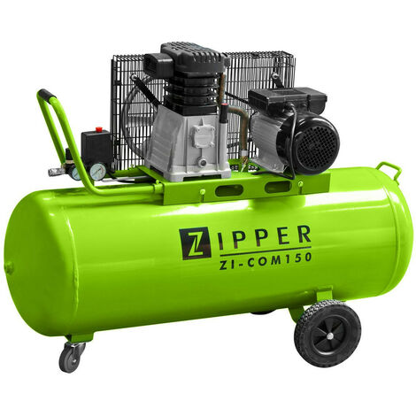 ZIPPER Compresseur air 150 litres 8 bar ZI-COM150