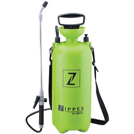 Zipper Pulvérisateur à pression 8 L dorsale