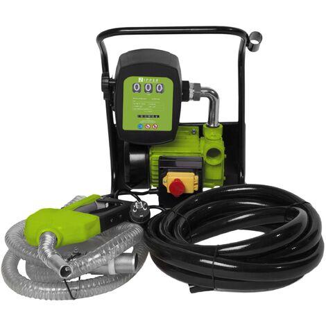 Zipper ZI-DOP600 - Pompe à gasoil- Fuel électrique 600 W avec arrêt automatique
