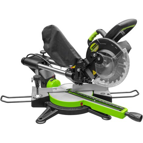 Zipper ZI-KGS210K 210mm Sliding Mitre Saw