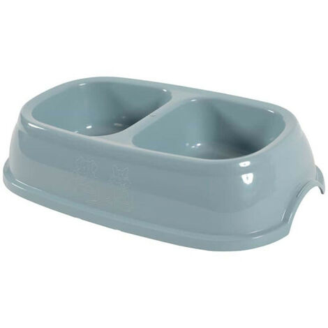 ZOLUX Bowl - Steel blue - Plastic - 574355BA