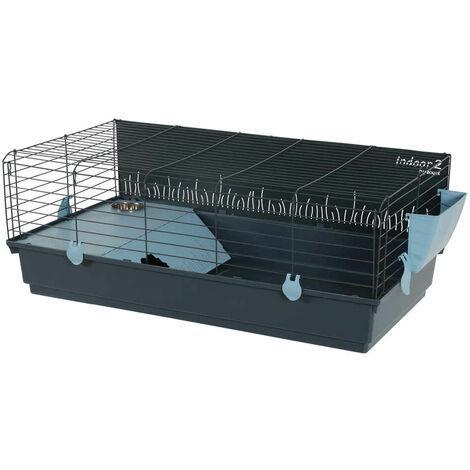 Zolux - Cage Indoor2 Ciel pour Grands Rongeurs - 100cm