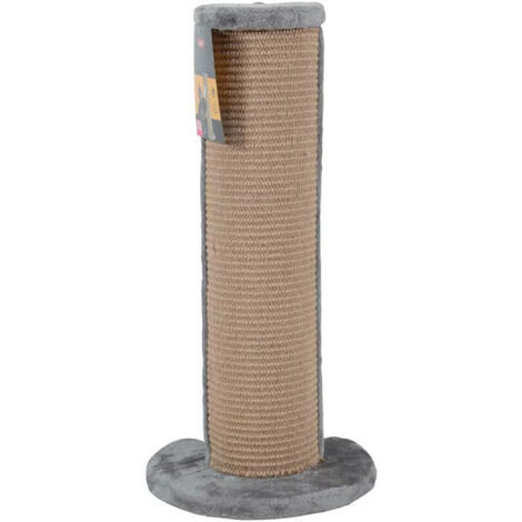 ZOLUX Corner wall scrapper Freestanding - Grey - 504043GRI