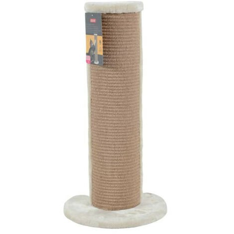 ZOLUX Corner Wall Scratcher Freestanding - Beige - 504043BEI