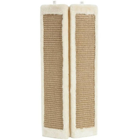ZOLUX Corner Wall Scratcher To be fixed - Beige - 504042BEI