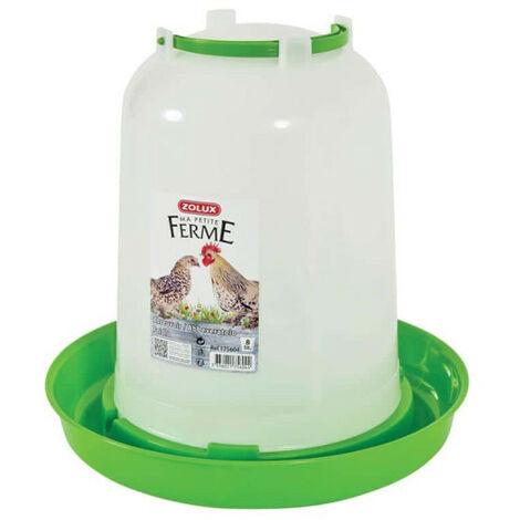ZOLUX Water Trough - Green - 8 L - 175604