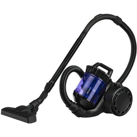 ZONDER Aspirateur sans sac cyclonique silencieux avec filtre Hepa