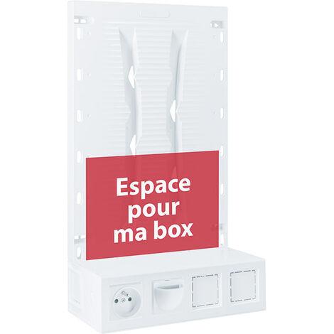 """main image of """"Zone attenante pour coffret de communication - Batilec"""""""
