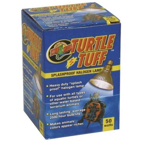 Zoomed - Lampe à Halogène Turtle Tuff pour Aquarium - 50W